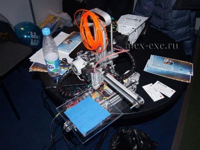 Различные 3D принтеры