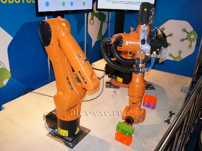 Kuka - робот манипулятор