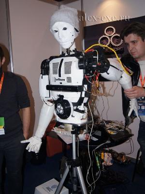 Ещё один робот-человек