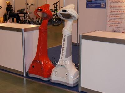 Роботы от сколкова