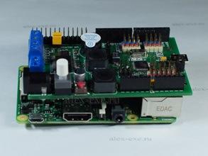 Установка RPiDuino на RaspberryPi модель B