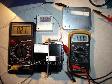 Стенд испытания выкл, модуль TB109-0.6-0.8