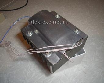 Драйвер RGB светодиода на LM317