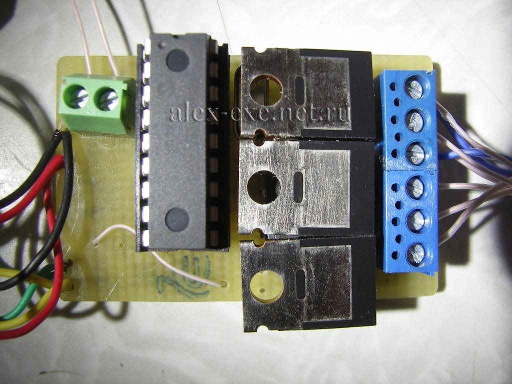 Самодельные контроллеры для rgb