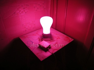 Лампа настроения (10Вт RGB светодиод)