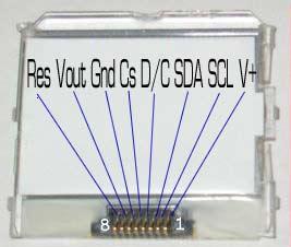 Как подключить LCD дисплей для Nokia 5110 к Arduino
