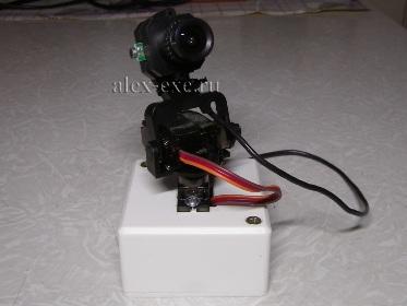 Камера на управляемой беспроводной подставке
