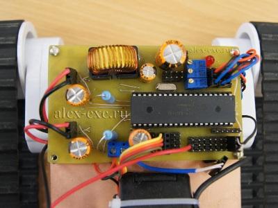 Робоконтроллер 877A