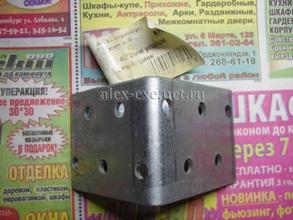 Удаление бумажной этикетки с металлического уголка