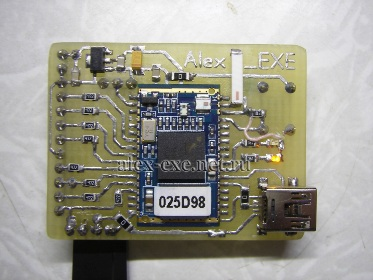 Bluetooth BTM-111