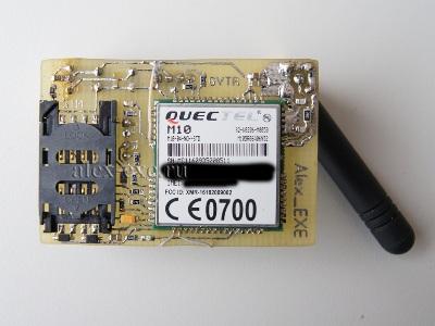 GSM M10 от quectel