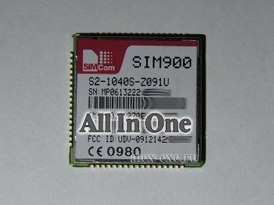 Прошивка Al in One для SIM900