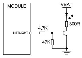Рекомендуемое включение статус светодиодов